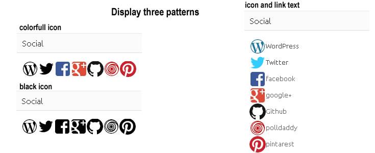 enough-social-icon-pattarn